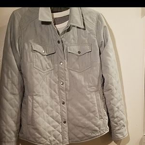 Marmot Quilted Front Snap Women's Jacket Small